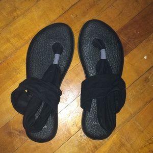 Sanuk Sandals!